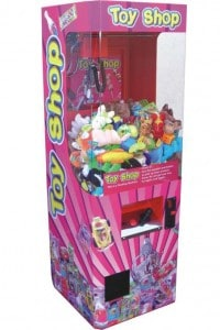 toy shop prize every time crane vending