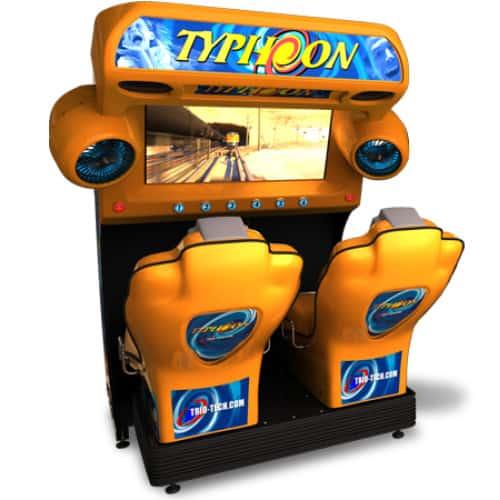 Typhoon arcade