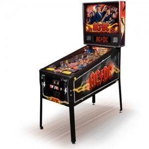 ac dc pinball machine