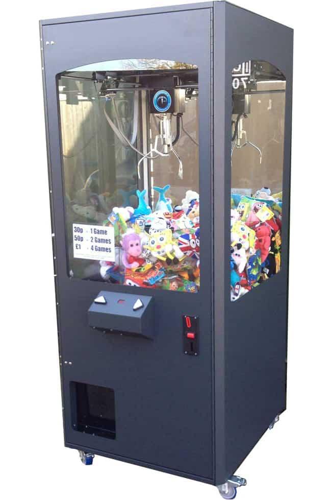 Micro Maxxgrab Crane for pubs
