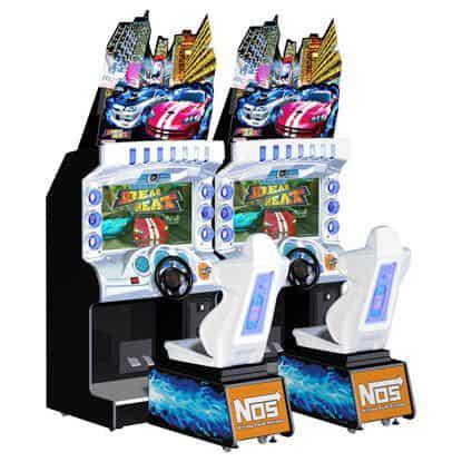 dead head arcade machine