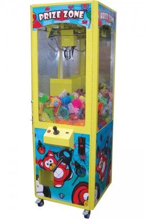prize zone prize every time crane vending vendor
