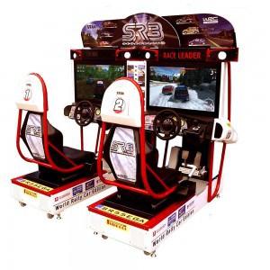 sega rally arcade machine