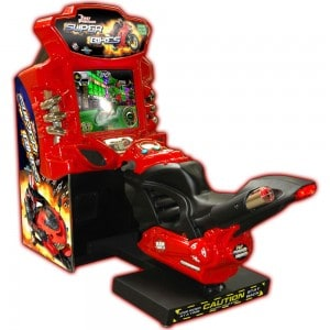 super bikes 1 arcade machine